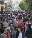 Guatemala lleva 15 años sin haber realizado un censo. (Foto Prensa Libre: Hemeroteca PL)