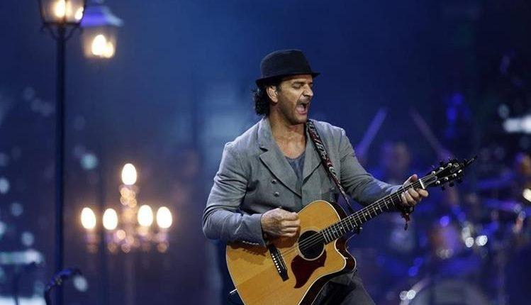 El cantautor guatemalteco Ricardo Arjona se presentará este sábado y domingo en Guatemala. (Foto Prensa Libre: HemerotecaPL)