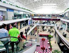 El centro comercial alberga diversos conceptos para atender las necesidades de los clientes.