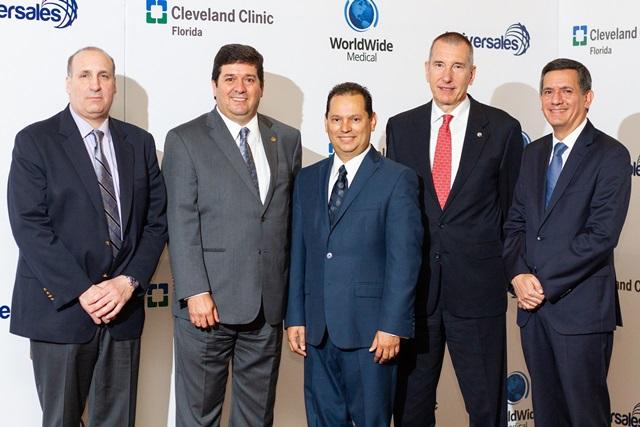 WorldWide Medical realiza alianza con Cleveland Clinic Florida