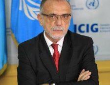 Iván Velásquez, comisionado contra la Impunidad en Guatemala. (Foto Prensa Libre: HemerotecaPL)