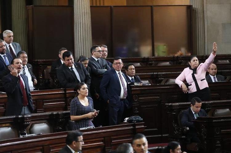 Corte de Constitucionalidad entierra el transfuguismo y así concluye la polémica legislativa
