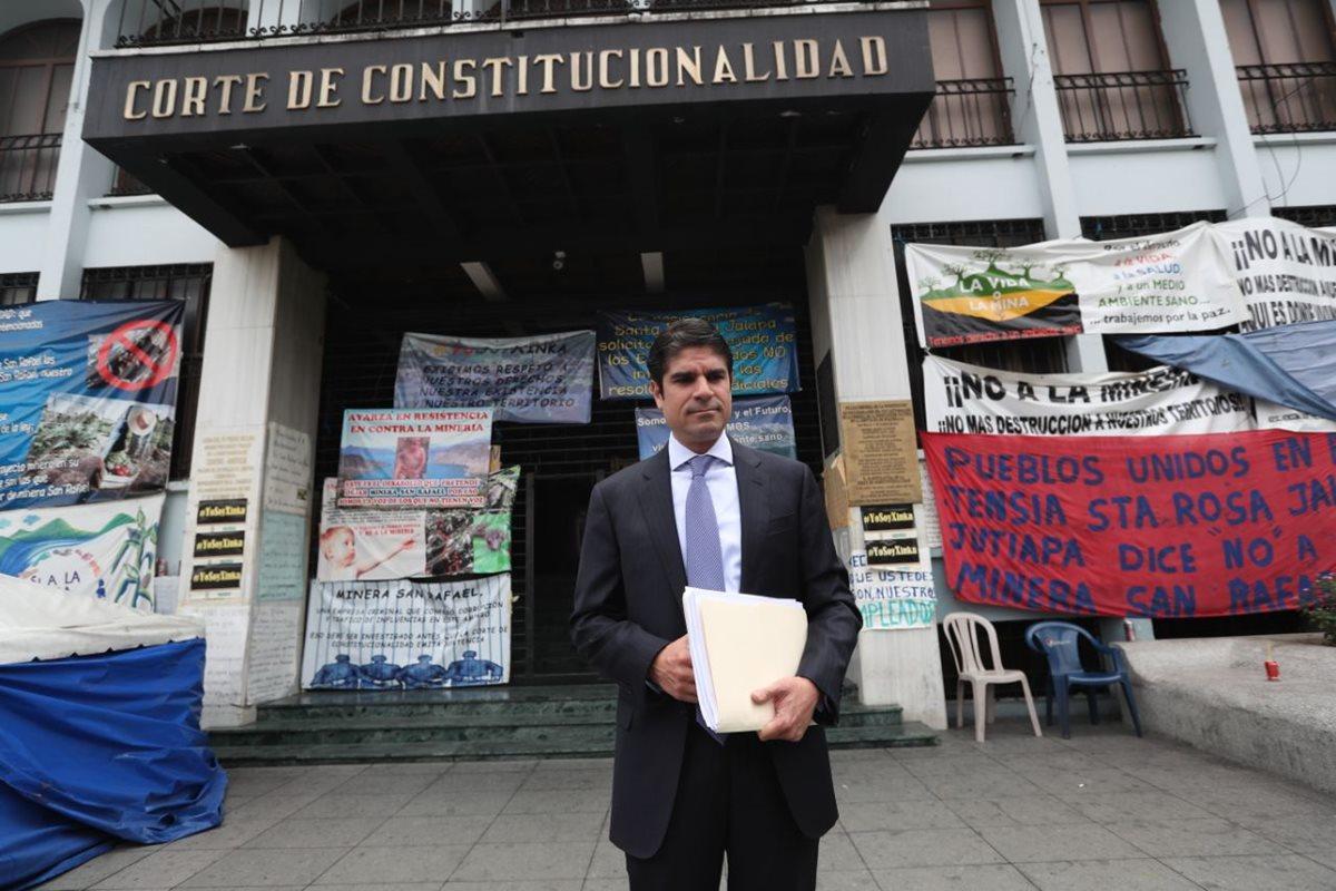 Inoperancia de mina puede afectar crecimiento económico de Guatemala