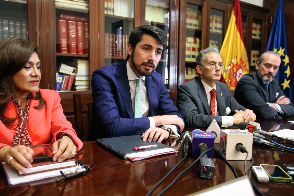 España pretende colocar más capitales en Guatemala