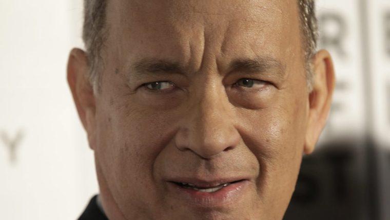 Tom Hanks es uno de los actores que se ha convertido en uno de los grandes de Hollywood. (Foto Prensa Libre EFE)