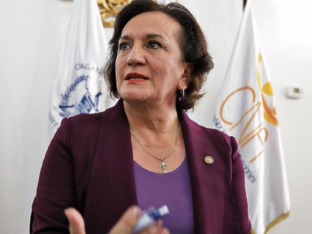 El 3 de junio del 2016 asumió el cargo en la Procuraduría General de la Nación. (Foto Prensa Libre: Estuardo Paredes)