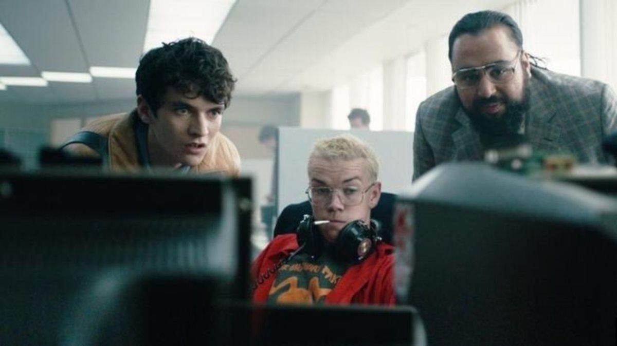 Black Mirror: Bandersnatch está protagonizada por Fionn Whitehead, Will Poulter, y Asim Chauldhry. (Foto Prensa Libre: Pinterest)