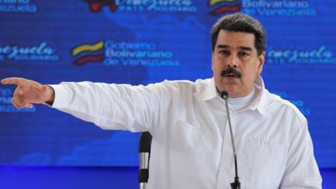 Maduro viajó este miércoles a la sede de la ONU en Nueva York. REUTERS