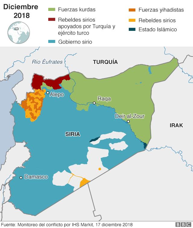 Los combatientes yihadistas todavía tienen presencia activa en varias partes del país.