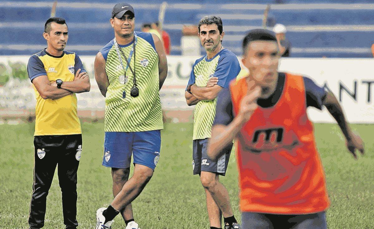 El equipo de Cobán Imperial tuvo un largo trabajo en este 2018. (Foto Prensa Libre: Eduardo Sam Chun)