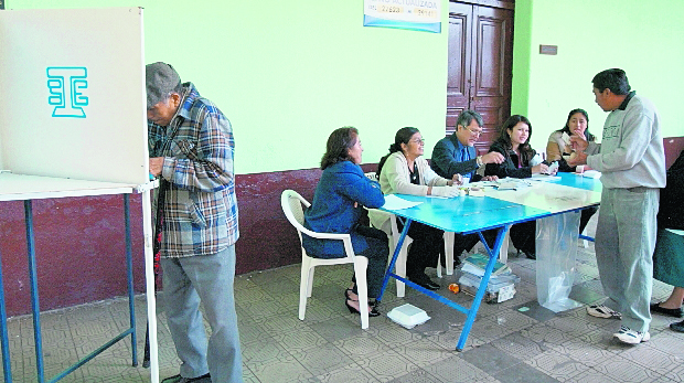 Existe la esperanza que las próximas elecciones se celebren en ambiente menos conflictivo. (Foto: Foto Prensa Libre: Hemeroteca PL)
