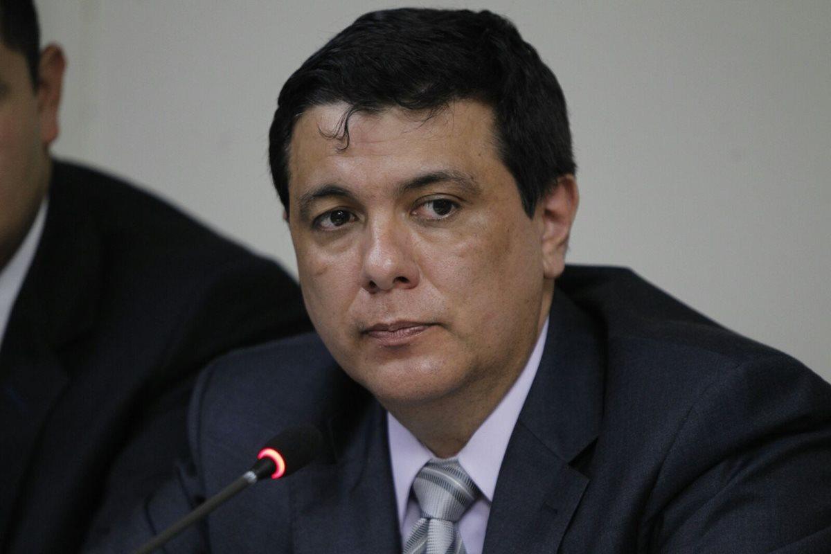MP presenta escuchas telefónicas contra magistrado