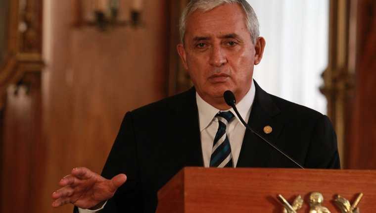 La acción penal pide vincular en la investigación del caso IGSS-PISA al presidente Otto Pérez Molina. (Foto Prensa Libre: Hemeroteca PL)
