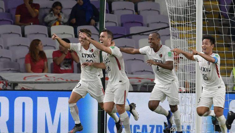 El Real Madrid enfrentará al Real Madrid en las semifinales del mundial de clubes. (Foto Prensa Libre: AFP)