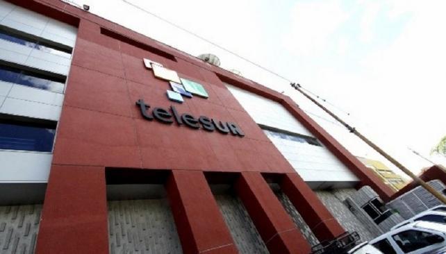 Telesur empezó tramité para dejar cadena Telesur. (Foto Prensa Libre:www.viarosario.com)