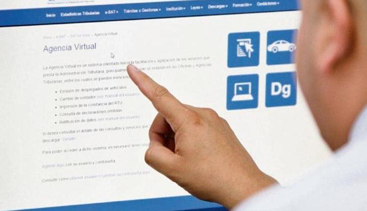 La Agencia Virtual permite hacer diversos trámites fiscales y tributarios en línea. (Foto, Prensa Libre: Hemeroteca PL).
