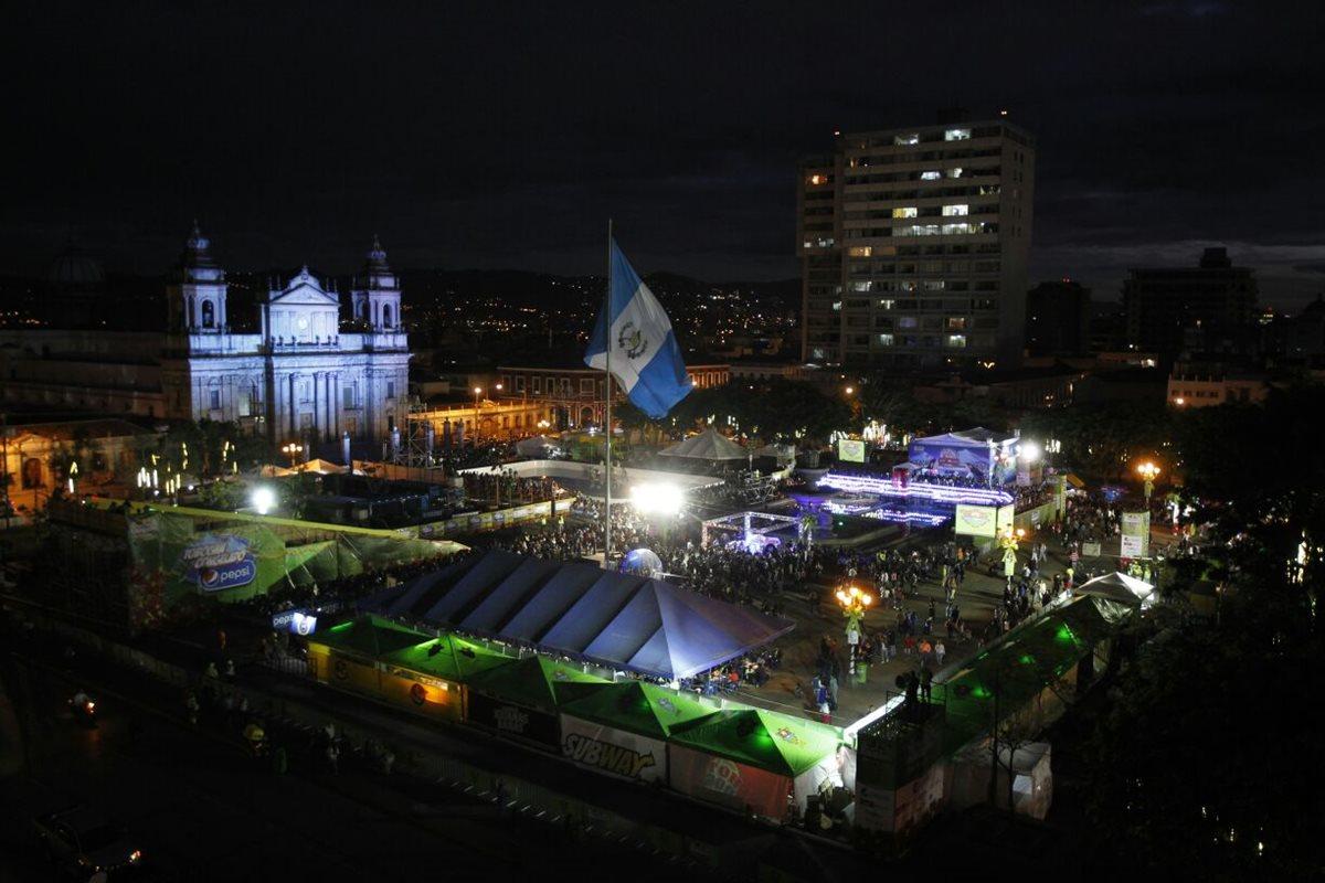 Festival Navideño acapara la atención de los capitalinos