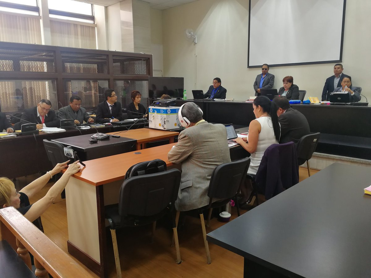 Piden 80 años de cárcel para general Rodríguez Sánchez por genocidio