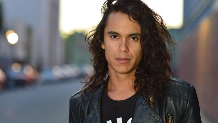 Sal Ramazzini reside en Los Ángeles, California, EE. UU., y es el bajista de la agrupación musical The Gitas. (Foto Prensa Libre: Ekaterina Gorbacheva)