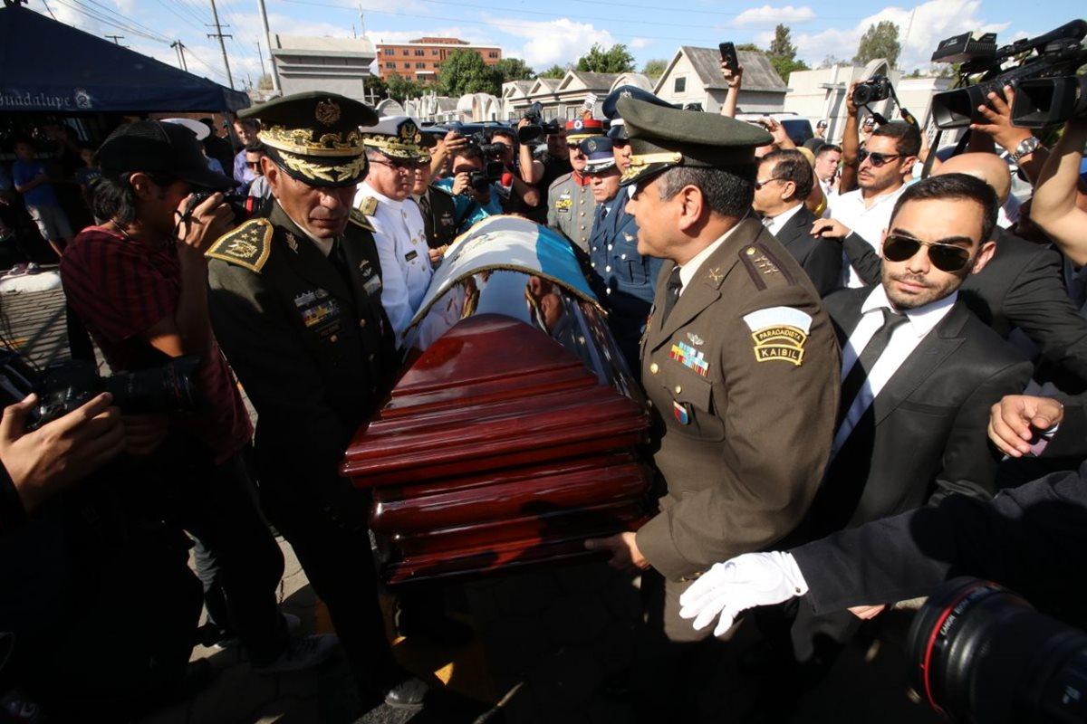 Muere Efraín Ríos Montt, exjefe de Estado de Guatemala