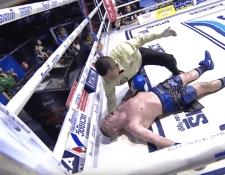 Christian Dhagio falleció en combate por el título mundial. (Foto Prensa Libre: Redes)