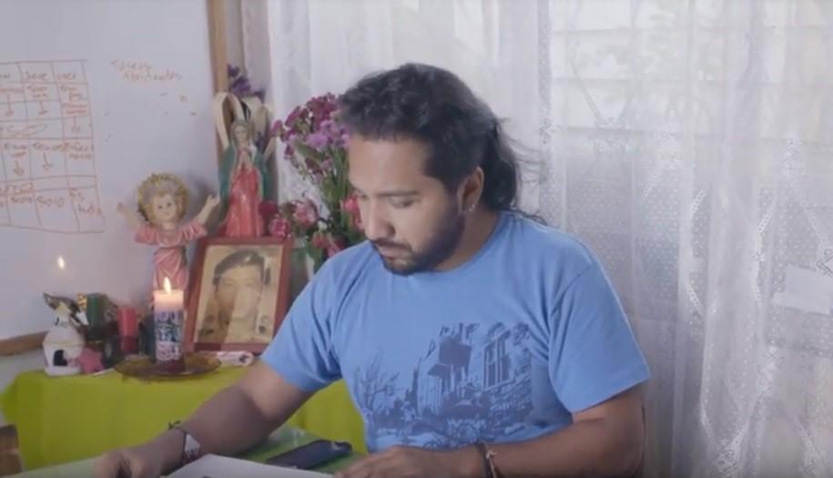 """El documental """"Sin miedo"""" muestra la lucha de los familiares de los desaparecidos del conflicto armado en Guatemala. Ellos buscan mantener viva su memoria. (Foto Prensa Libre: Tomado de YouTube)"""