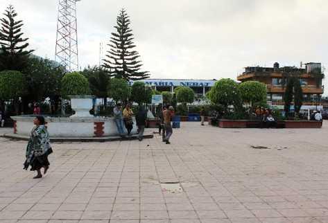 Los dos candidatos a alcalde vuelven a enfrentarse por el control de la comuna de Nebaj, Quiché.