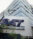 La SAT mantiene una brecha fiscal durante el primer trimestre del año. (Foto Prensa Libre: Hemeroteca)