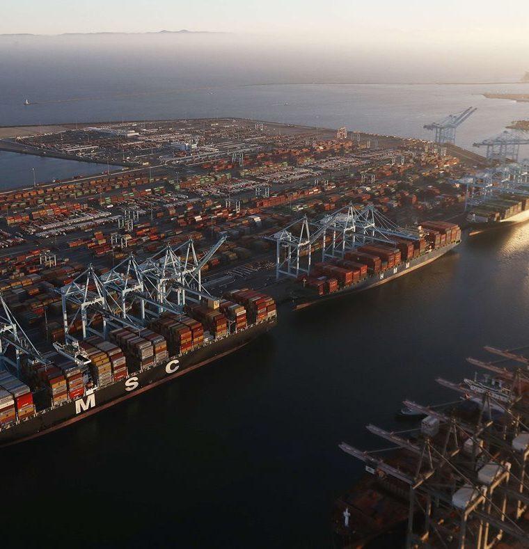 El lunes el gobierno de Donald Trump anunció gravámenes adicionales del 10% sobre bienes chinos por US$200 mil millones. (Foto Prensa Libre: AFP)