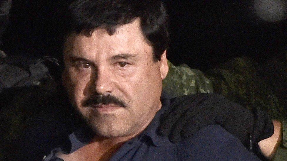 4 cosas extraordinarias del juicio a El Chapo Guzmán, considerado el mayor caso de drogas en la historia de Estados Unidos