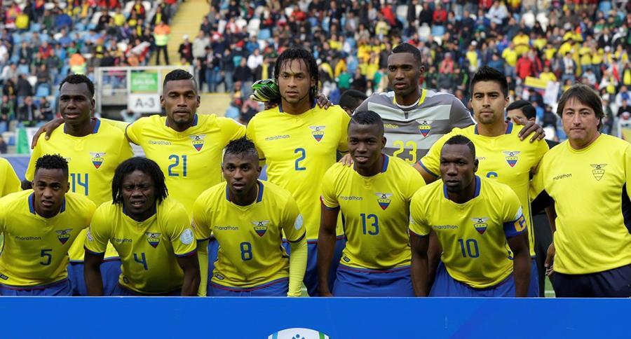 La selección de Ecuador busca tomar confianza de cara al tramo final del clasificatorio de Conmebol a Rusia 2018. (Foto Prensa Libre: Hemeroteca PL).