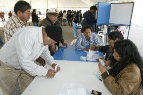 Cuatro candidatos acaparan mayor intención de voto