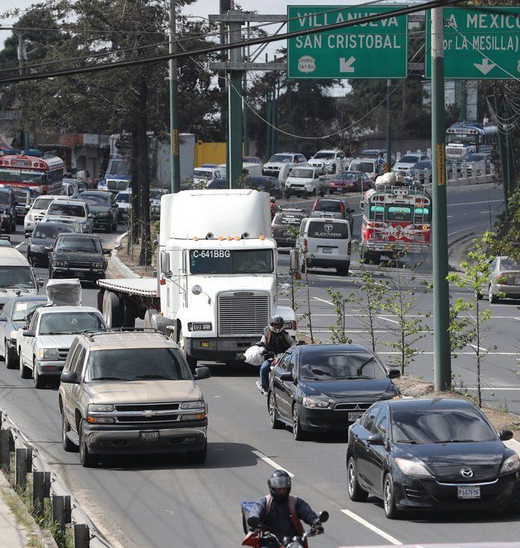 El anillo metropolitano no permitiría el ingreso del transporte pesado a la metrópoli. (Foto: Hemeroteca PL)