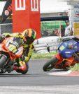 El piloto Marcos Reichert busca por tercer año consecutivo marcar doblete en la motovelocidad. (Foto Prensa Libre: Cortesía Arturo Ochoa)