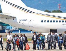 Las deportaciones de menores no acompañados se incrementaron en 2015 y se espera que la tendencia se mantenga. (Foto Prensa Libre: Hemeroteca PL)