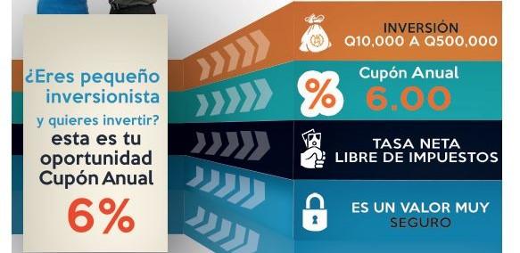 Las condiciones y características de los bonos fueron divulgadas por el Minfin y la BVN, S. A. (Foto, Prensa Libre: Hemeroteca PL).