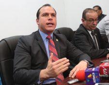 La gestión de Dwight Pezzarossi en el Ministerio de Cultura y Deportes fue ampliamente criticada. (Foto Prensa Libre: Hemeroteca PL)
