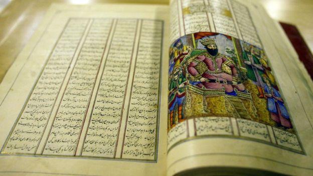La poesía de Jayam ocupa un lugar único en la historia de la poesía persa. (Foto de archivo). AFP