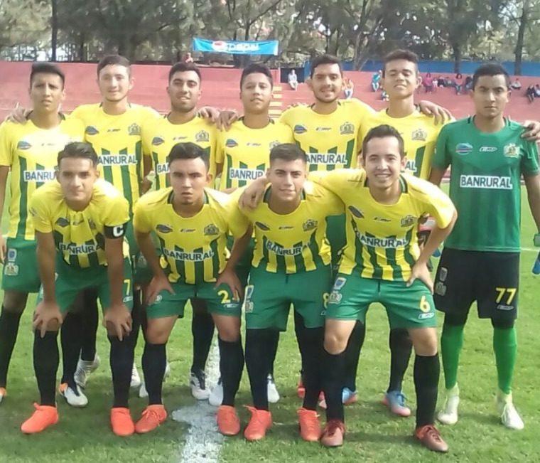 Guastatoya logró el título en la categoría especial. (Foto tomada de la Liga Nacional)