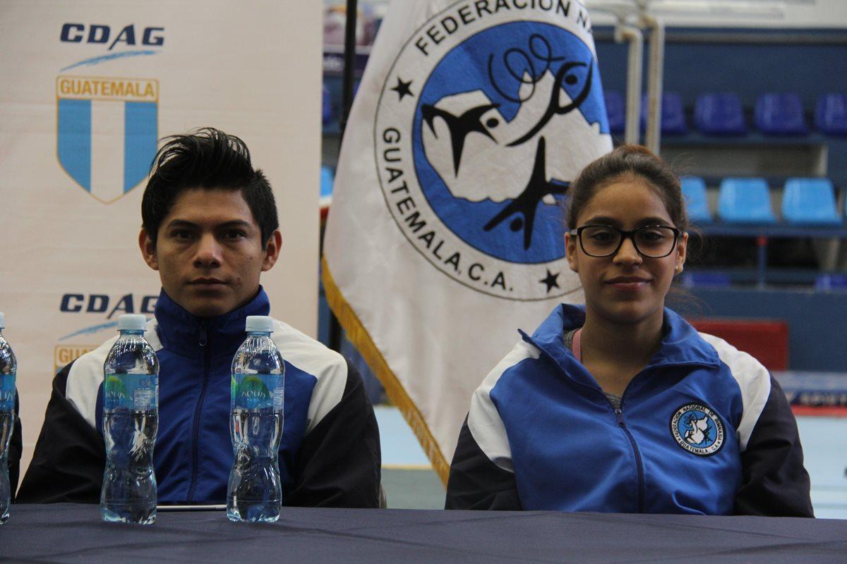 Gómez y Vega serán las atracciones del C.A. de gimnasia