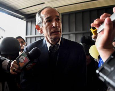 Expresidente Álvaro Colom. (Foto Prensa Libre: Hemeroteca PL)