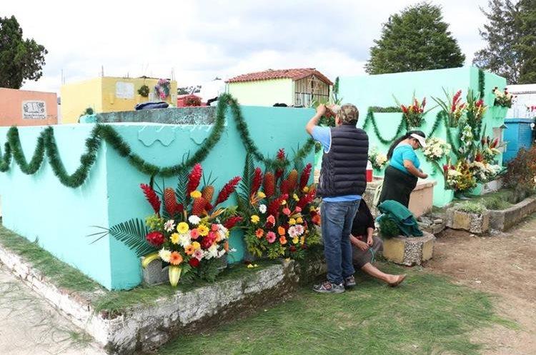 Las tradiciones en Guatemala se manifiestan el 1 de noviembre (Foto: Hemeroteca PL).