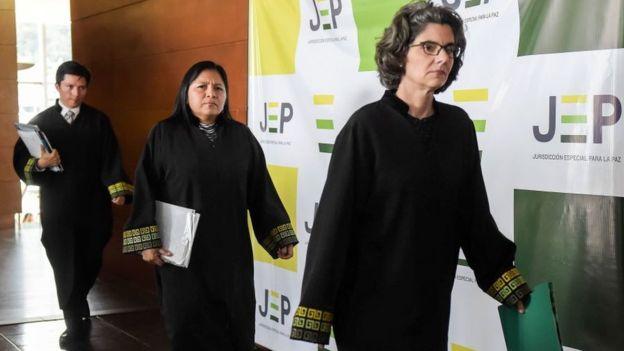 La JEP juzgará los delitos que se cometieron en el marco del conflicto armado en Colombia. (GETTY)