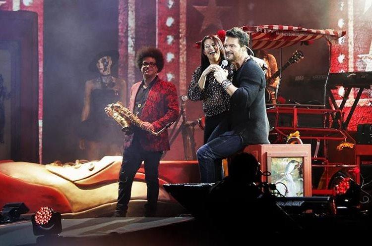 "Ricardo Arjona finalizó en 2018 su gira ""Circo Soledad"". (Foto Prensa Libre: Pablo Juárez Andrino)"