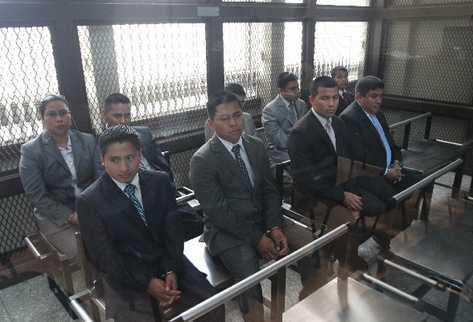 El MP  acusa al coronel Juan Chiroy Sal y a ocho soldados como presuntos responsables de la muerte de seis campesinos.