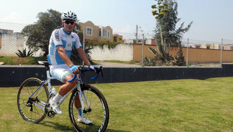 Manuel Rodas espera dar una alegría a Guatemala en los juegos Olímpicos de Río 2016. (Foto Prensa Libre: Jeniffer Gómez)