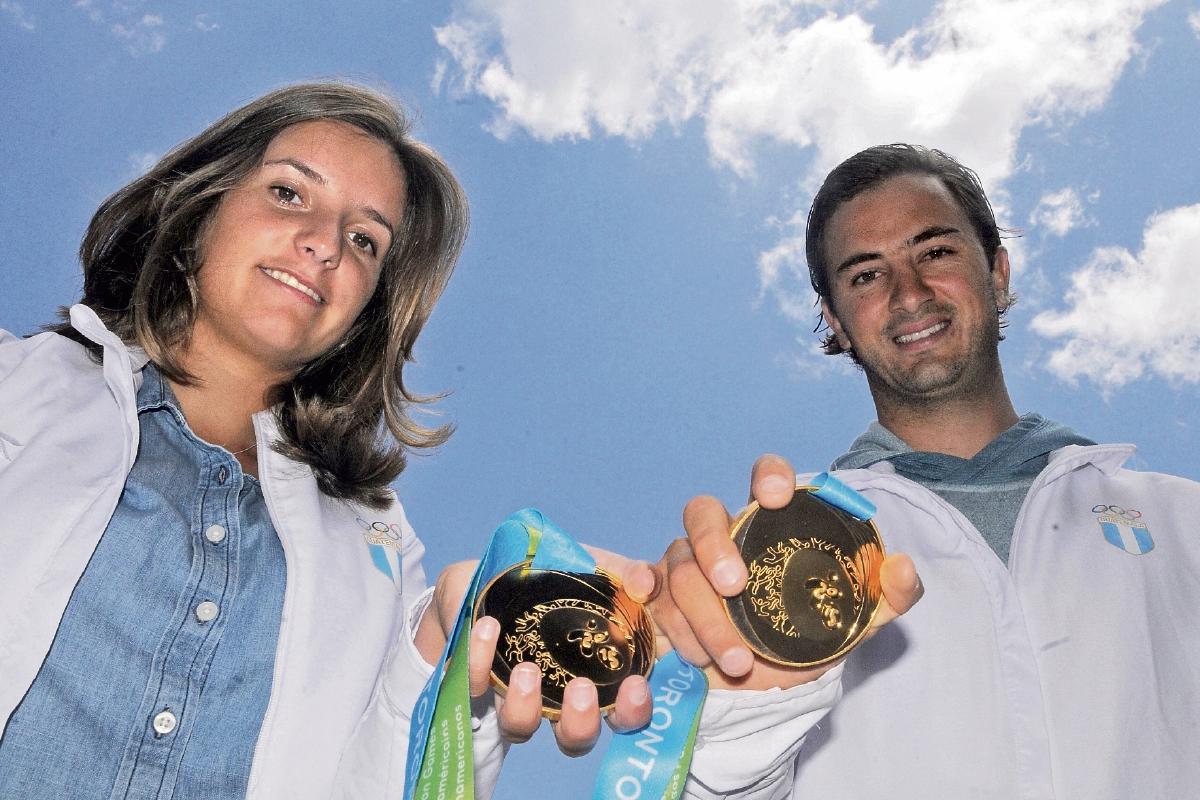 Hess y Abascal: veleristas que valen oro