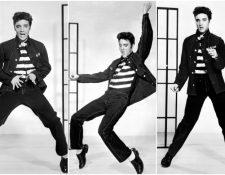 Las piernas temblorosas son el origen del baile de Elvis Presley. (Foto Prensa Libre: upload.wikimedia.org)