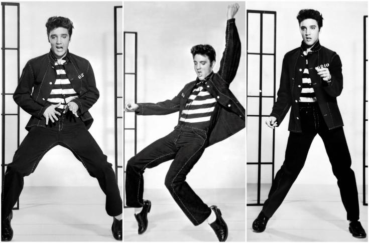 Los movimientos de Elvis Presley que jamás olvidaremos