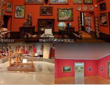 Este 18 de mayo se conmemora el Día Internacional de los Museos. (Foto Prensa Libre: Hemeroteca PL)